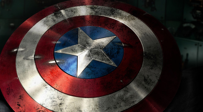 Captain America' Shield on The Smutty Chronicles
