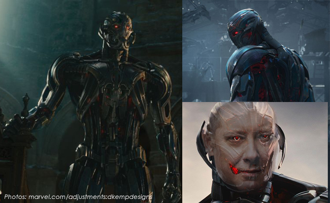 ultron rocks