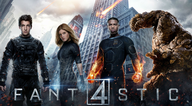 Fantastic Four Reboot Clobbers Boring
