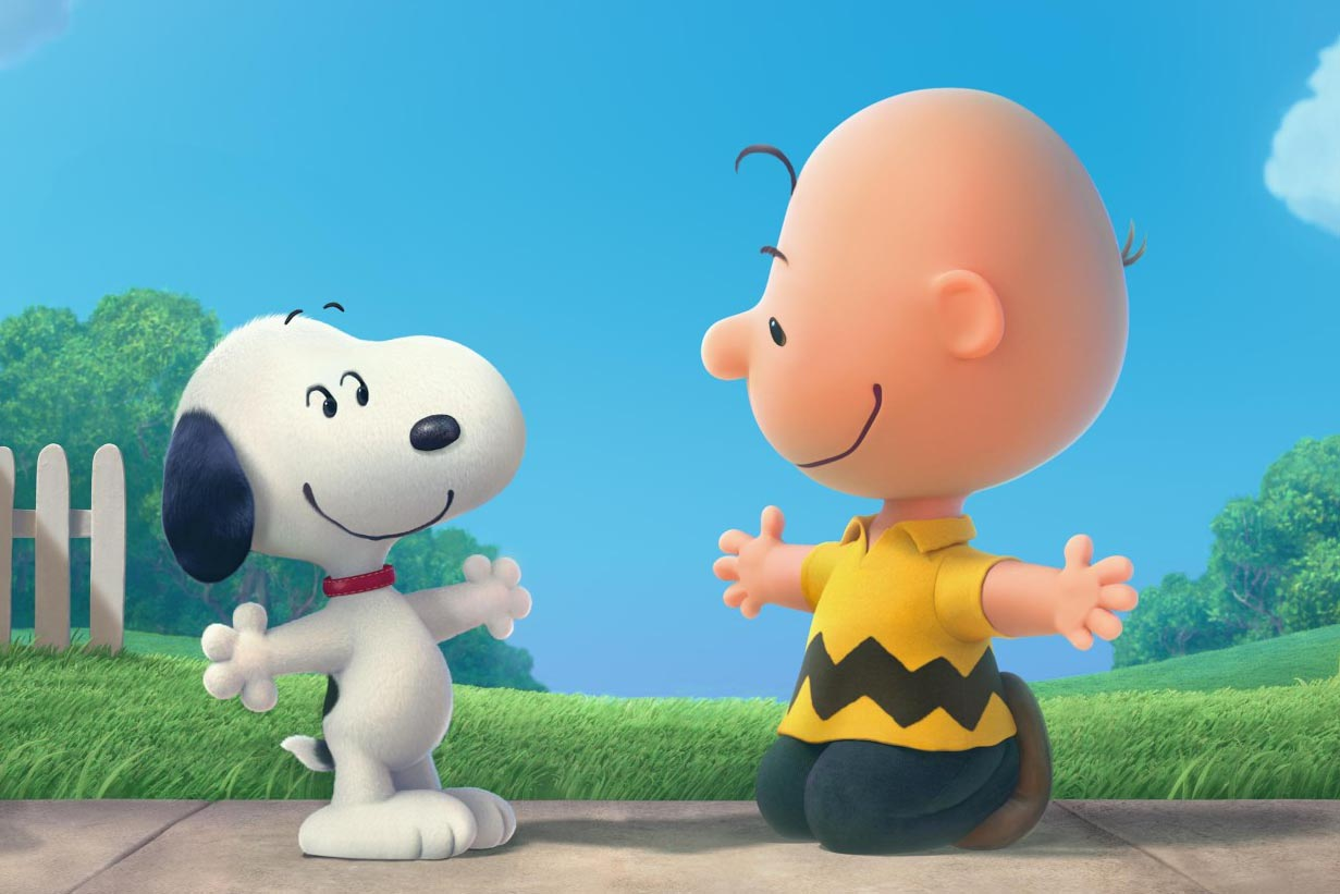 Charlie Brown Snoopy Peanuts